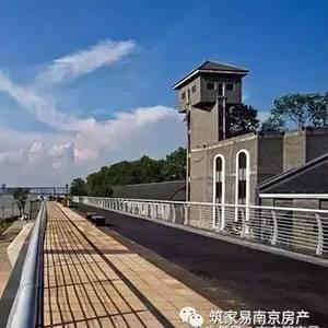 """鼓楼滨江—未来南京的""""新外滩"""""""
