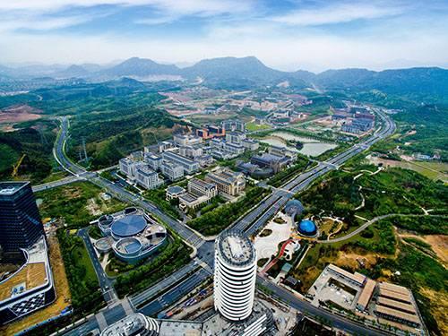青山湖科技城