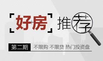 好房推荐第二期杭城热门投资盘