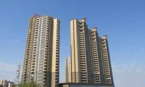 商洛江滨壹号6号楼(住宅小区)