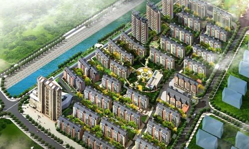 渤海龙江花园