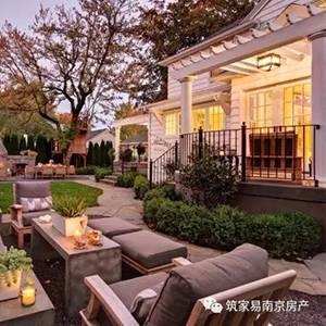 南京人买的起的小院,圆一个别墅梦!