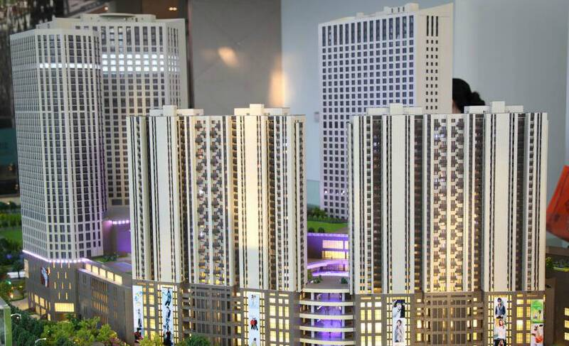 华元欢乐城实景图