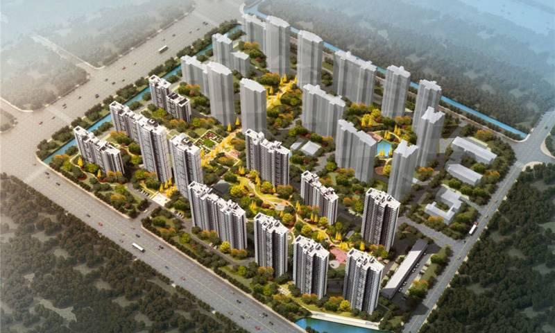 新加坡尚锦城效果图