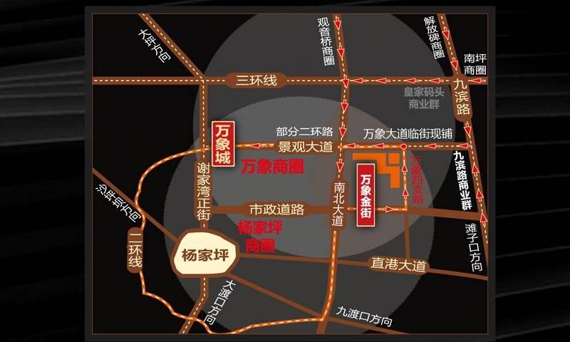 建筑交通图