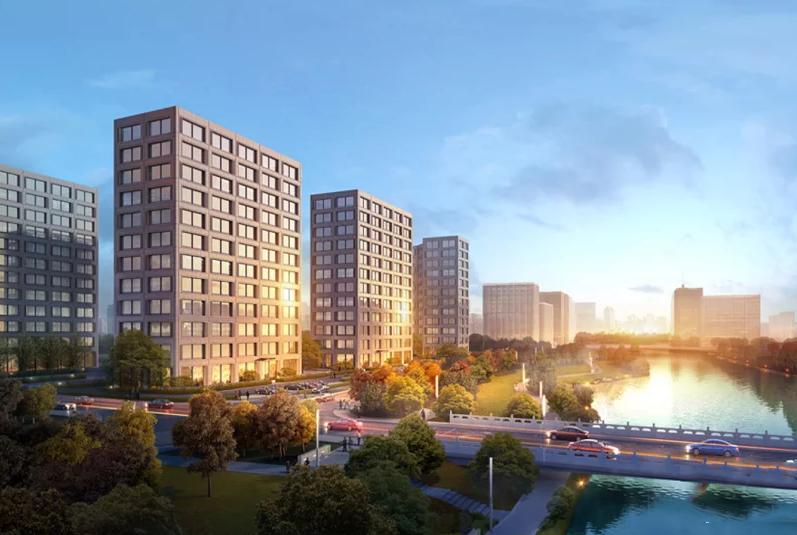 杭州未来广场效果图