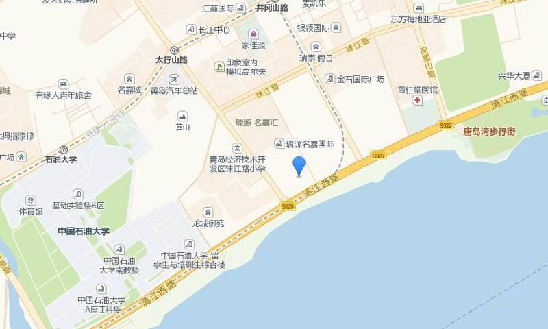 索菲亚国际中心交通图