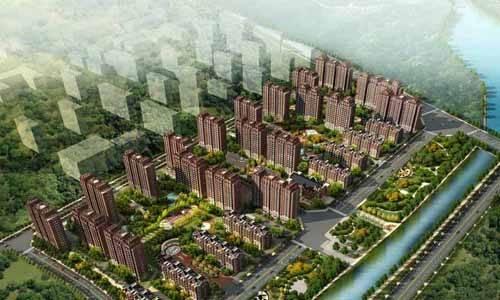 北京城建上河湾