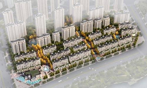 中国铁建江湾山语城