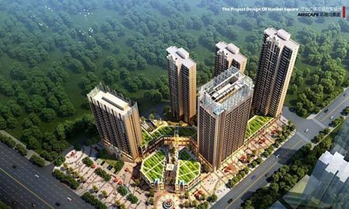 汉北国际公寓